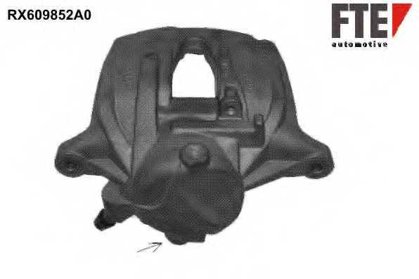 Тормозной суппорт FTE RX609852A0 - изображение