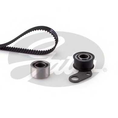 Комплект ремня ГРМ GATES K015467XS - изображение