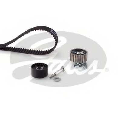 Комплект ремня ГРМ GATES K055500XS - изображение