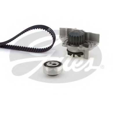 Водяной насос + комплект зубчатого ремня GATES KP25215XS-1 - изображение