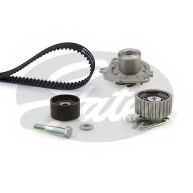 Водяной насос + комплект зубчатого ремня GATES KP35462XS - изображение