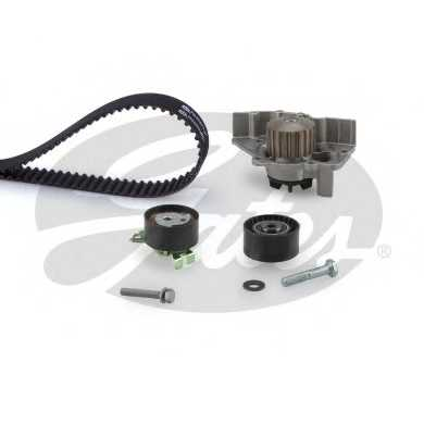 Водяной насос + комплект зубчатого ремня GATES KP35468XS - изображение
