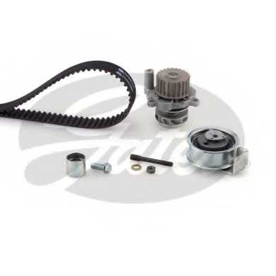 Водяной насос + комплект зубчатого ремня GATES KP35491XS-1 - изображение