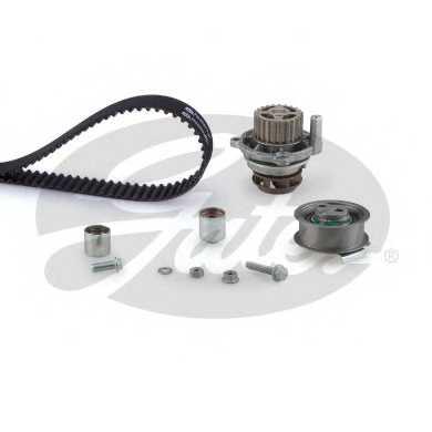 Водяной насос + комплект зубчатого ремня GATES KP35604XS - изображение