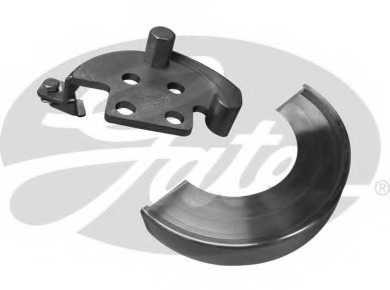 Монтажный инструмент поликлинового ремня GATES SFT002 - изображение