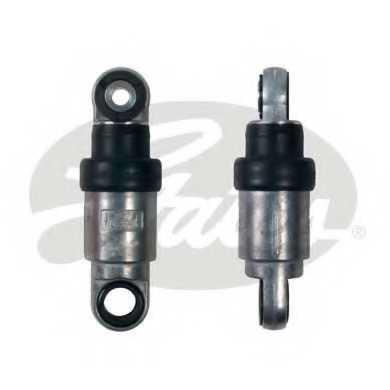 Амортизатор поликлинового ремня для BMW 3(E36,E46), 5(E34,E39,E60,E61), 7(E38,E65,E66,E67), X3(E83), X5(E53), Z3(E36), Z4(E85,E86) <b>GATES T38221</b> - изображение