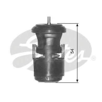 Термостат охлаждающей жидкости GATES TH14780G1 - изображение