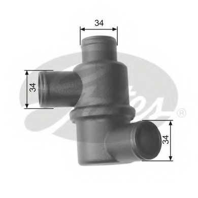 Термостат охлаждающей жидкости GATES TH15685 - изображение