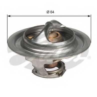 Термостат охлаждающей жидкости GATES TH25276G1 - изображение