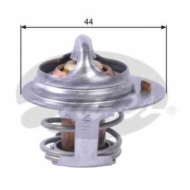 Термостат охлаждающей жидкости GATES TH29682G1 - изображение