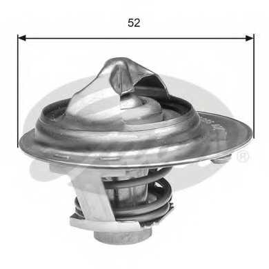 Термостат охлаждающей жидкости GATES TH30188G1 - изображение