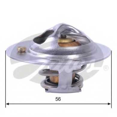 Термостат охлаждающей жидкости GATES TH32478G1 - изображение