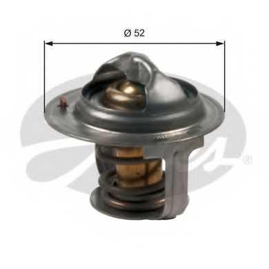 Термостат охлаждающей жидкости GATES TH47188G1 - изображение