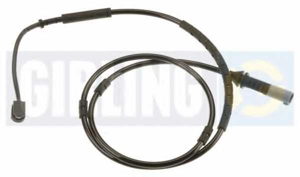 Сигнализатор износа тормозных колодок GIRLING 6334102 - изображение