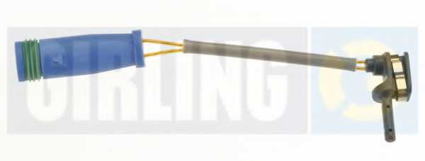Сигнализатор износа тормозных колодок GIRLING 6335002 - изображение