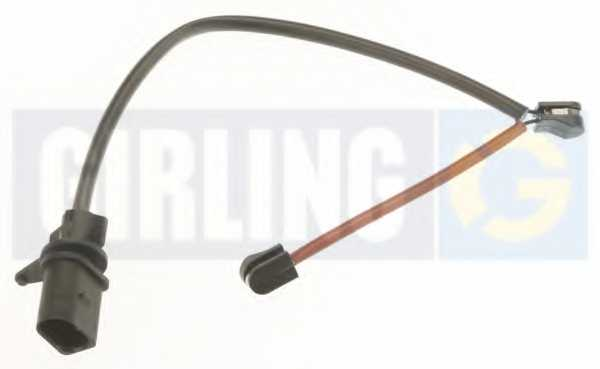 Сигнализатор износа тормозных колодок GIRLING 6336001 - изображение