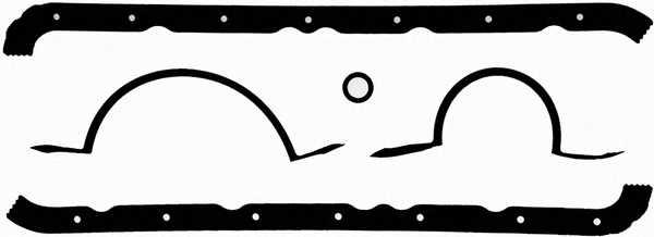 Комплект прокладок, масляный поддон GLASER E30457-00 - изображение
