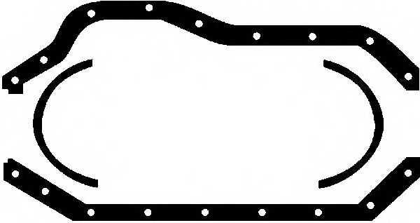 Комплект прокладок, масляный поддон GLASER E30514-00 - изображение