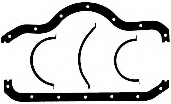 Комплект прокладок маслянного поддона GLASER E30628-00 - изображение