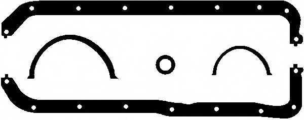 Комплект прокладок, масляный поддон GLASER E30682-00 - изображение