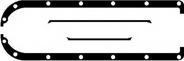 Комплект прокладок, масляный поддон GLASER E30859-00 - изображение