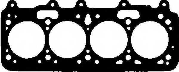 Прокладка головки цилиндра GLASER H00592-00 - изображение