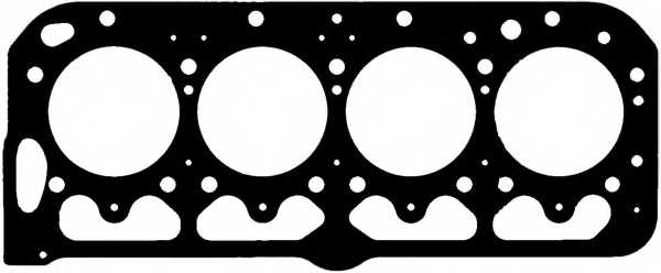 Прокладка головки цилиндра GLASER H00666-00 - изображение