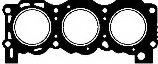 Прокладка головки цилиндра GLASER H00856-00 - изображение