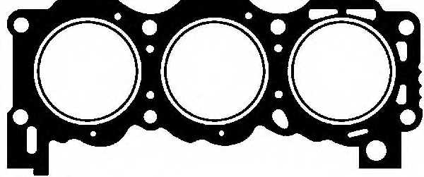 Прокладка головки цилиндра GLASER H00858-00 - изображение