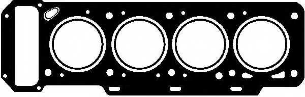 Прокладка головки цилиндра GLASER H01089-00 - изображение