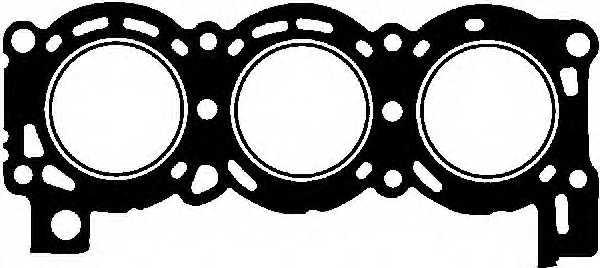 Прокладка головки цилиндра GLASER H01987-00 - изображение