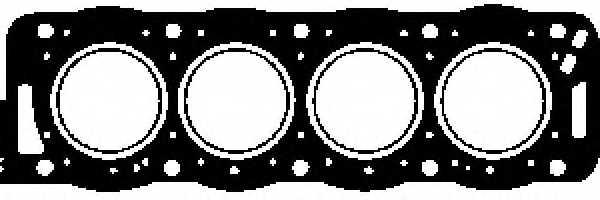 Прокладка головки цилиндра GLASER H02359-00 - изображение