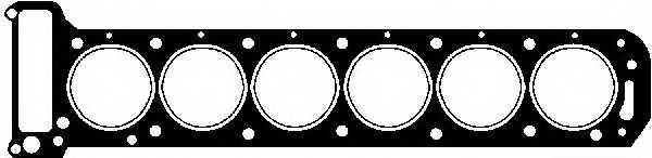 Прокладка головки цилиндра GLASER H02519-00 - изображение
