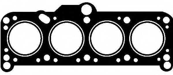 Прокладка головки цилиндра GLASER H02673-00 - изображение