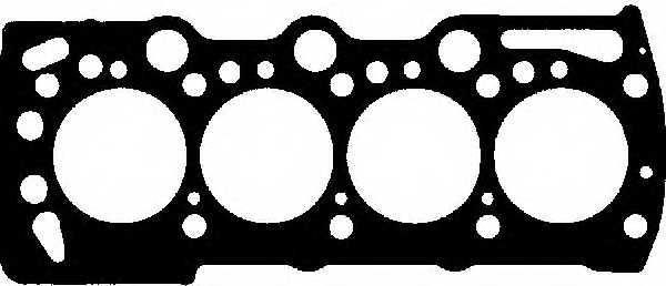 Прокладка головки цилиндра GLASER H02839-00 - изображение