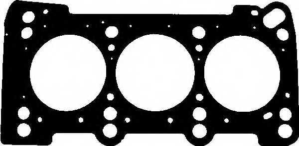 Прокладка головки цилиндра GLASER H03136-00 - изображение
