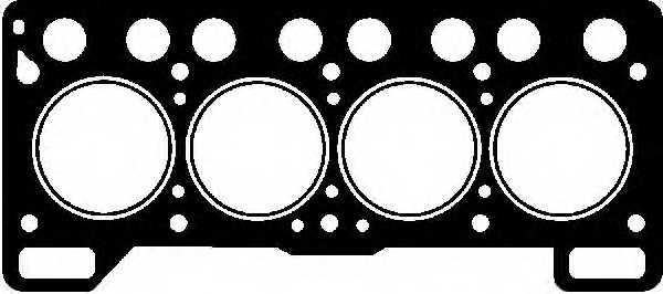 Прокладка головки цилиндра GLASER H03345-00 - изображение