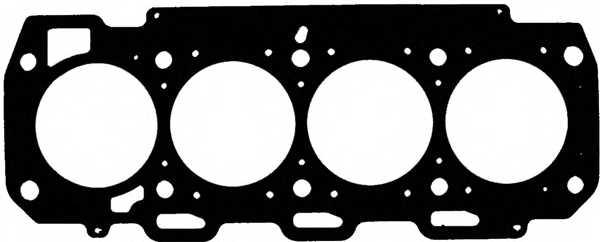 Прокладка головки цилиндра GLASER H03637-00 - изображение