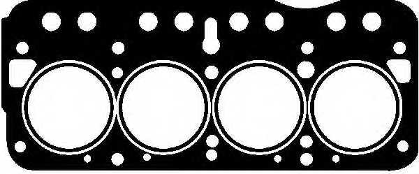 Прокладка головки цилиндра GLASER H03868-00 - изображение