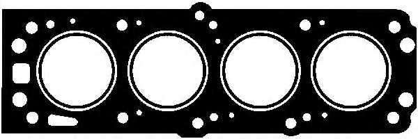 Прокладка головки цилиндра GLASER H03911-00 - изображение
