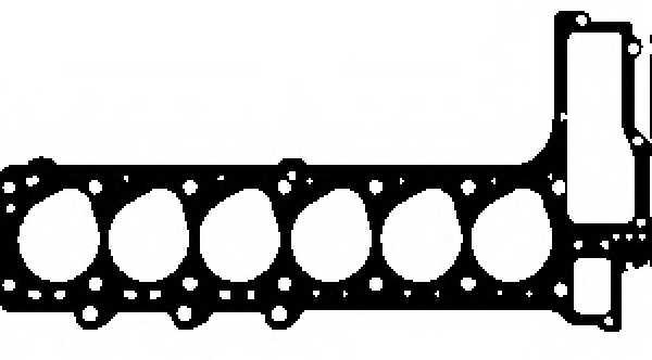 Прокладка головки цилиндра GLASER H03920-00 - изображение