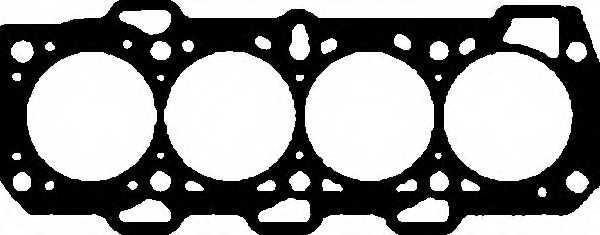 Прокладка головки цилиндра GLASER H03925-00 - изображение