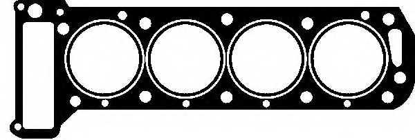 Прокладка головки цилиндра GLASER H03965-00 - изображение