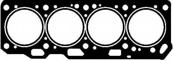 Прокладка головки цилиндра GLASER H04125-00 - изображение