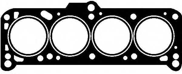 Прокладка головки цилиндра GLASER H04128-00 - изображение
