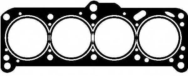 Прокладка головки цилиндра GLASER H04129-00 - изображение