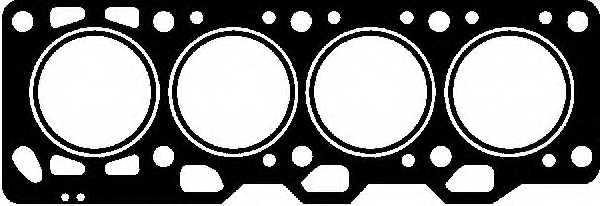 Прокладка головки цилиндра GLASER H04132-00 - изображение