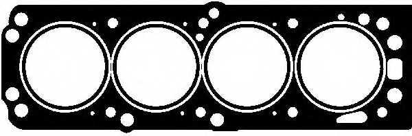 Прокладка головки цилиндра GLASER H04279-00 - изображение