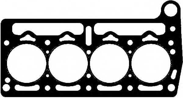 Прокладка головки цилиндра GLASER H04946-00 - изображение