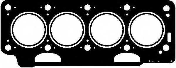 Прокладка головки цилиндра GLASER H04994-00 - изображение